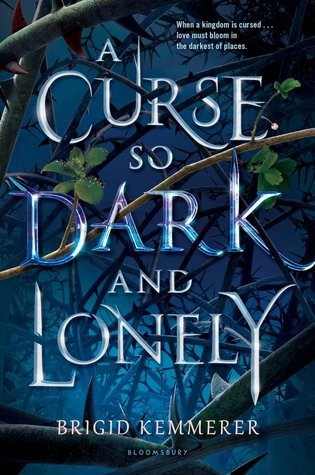 Brigid Kemmerer - Author - A curse so dark and lonely