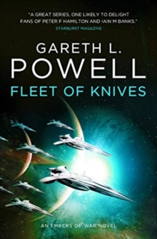 Gareth L Powell - Science Fiction Author - Fleet of Knives