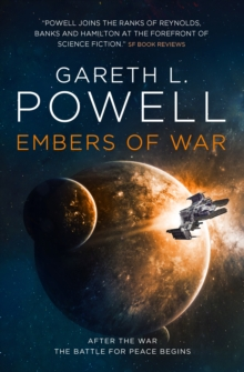 Gareth L Powell - Science Fiction Author - Embers of War