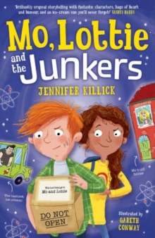 Jennifer Killick - Author - Mo, Lottie and the junkers