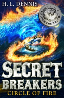 Helen Dennis - Author - Secret Breakers - Circle of fire