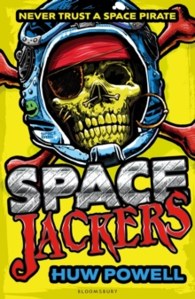 Huw Powell - Author - Space Jackers