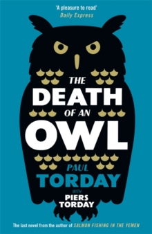 Piers Torday - Author - The death of an owl
