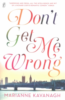 Marianne Kavanagh - Author - Don't get me wrong