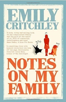 Emily Critchley - YA author - Notes on my family