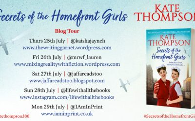 Book Review – Kate Thompson's new novel Secrets of the Homefront Girls