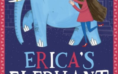 Book Review – Erica's Elephant by Sylvia Bishop