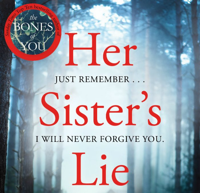 Her Sister's Lie by Debbie Howells – A Book Review