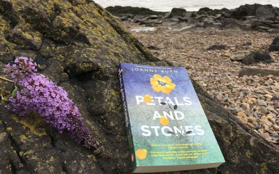 Book Review – Petals and Stones by Joanne Burn