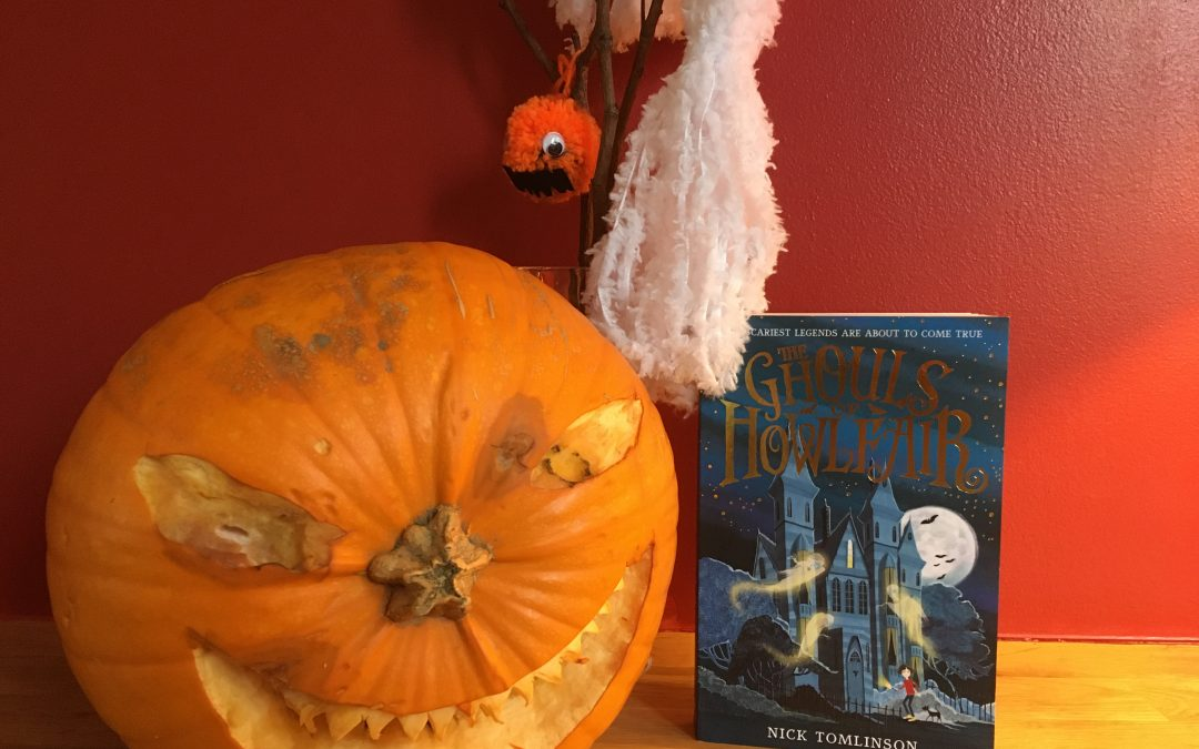 Book Review – The Ghouls of Howlfair by Nick Tomlinson