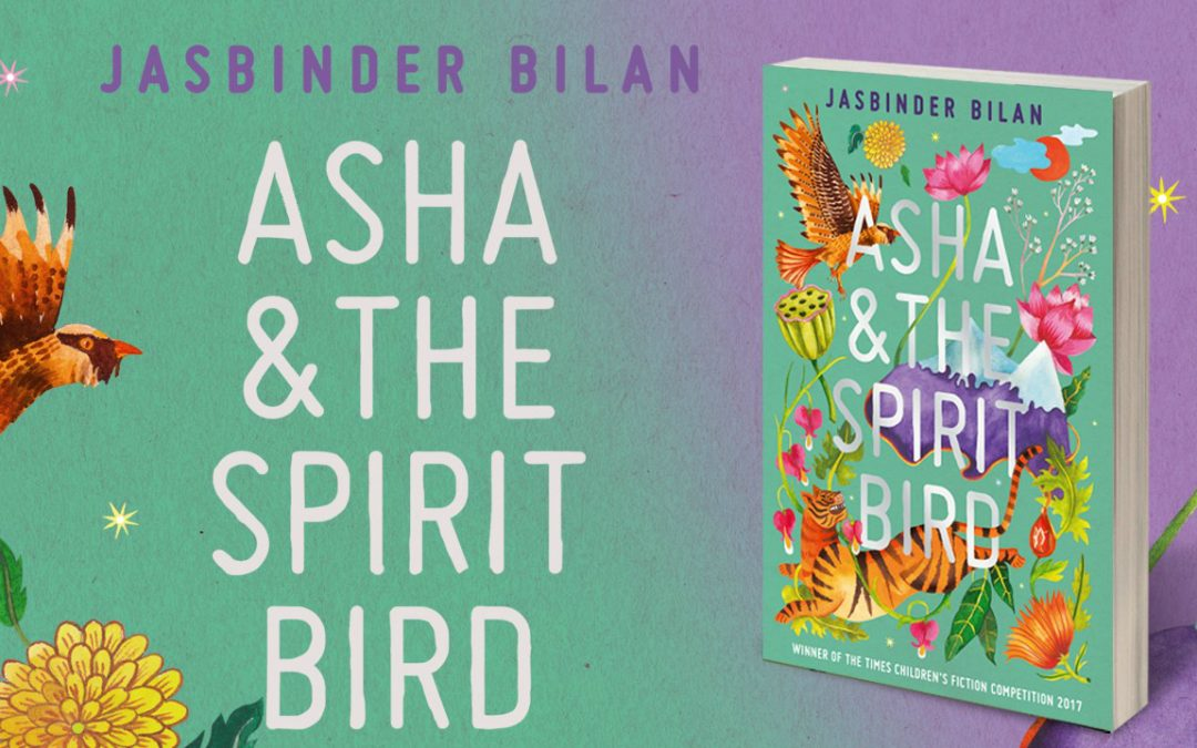 Book Review – Asha & the Spirit Bird by Jasbinder Bilan