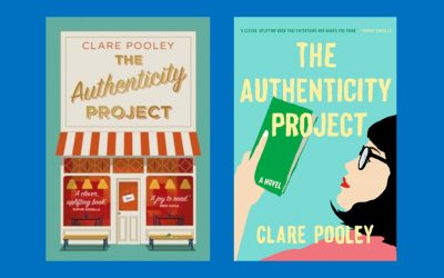 Book Review – The Authenticity Project by Clare Pooley
