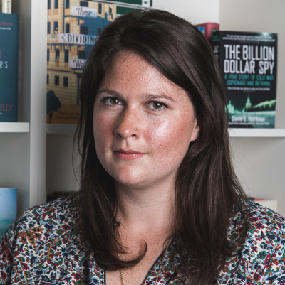 Lucy Morris - Literary Agent at Curtis Brown providing Literary Agent 121s