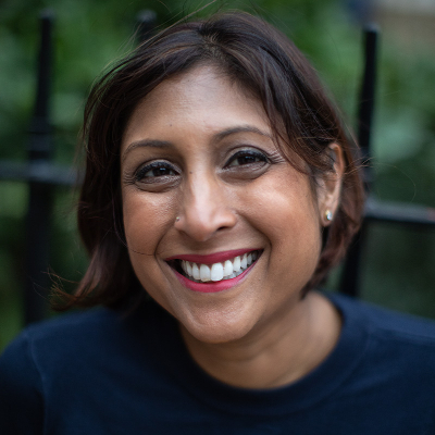 Keshini Naidoo - Hera Books is part of the How To Write Crime, Thriller and Mystery Day